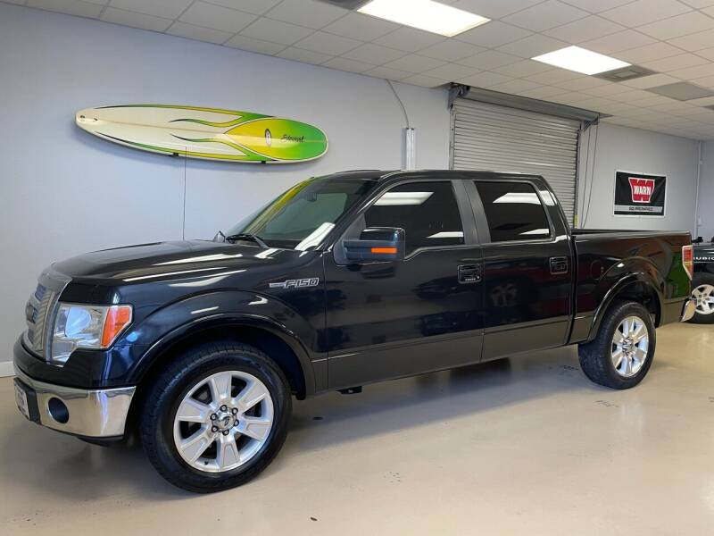 2012 Ford F-150 for sale at Jeep and Truck USA in Tampa FL