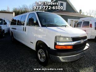 2005 Chevrolet Express Passenger for sale at M J Traders Ltd. in Garfield NJ