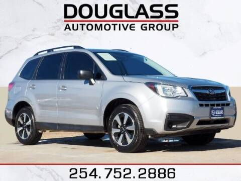 2018 Subaru Forester for sale at Douglass Automotive Group in Central Texas TX