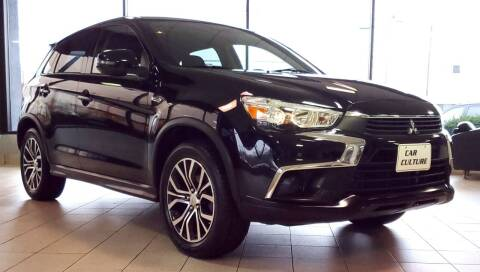 2016 Mitsubishi Outlander Sport for sale at Car Culture in Warren OH