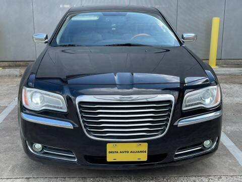 2013 Chrysler 300 for sale at Delta Auto Alliance in Houston TX