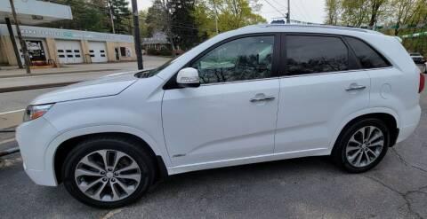 2015 Kia Sorento for sale at Route 44 Auto Sales in Greenville RI
