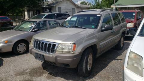 2004 Jeep Grand Cherokee for sale at C.J. AUTO SALES llc. in San Antonio TX