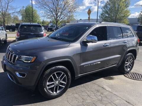2017 Jeep Grand Cherokee for sale at BATTENKILL MOTORS in Greenwich NY