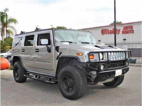 2003 HUMMER H2 for sale at Dealers Choice Inc in Farmersville CA
