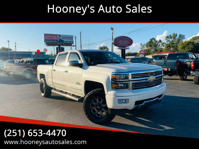 2014 Chevrolet Silverado 1500 for sale at Hooney's Auto Sales in Theodore AL