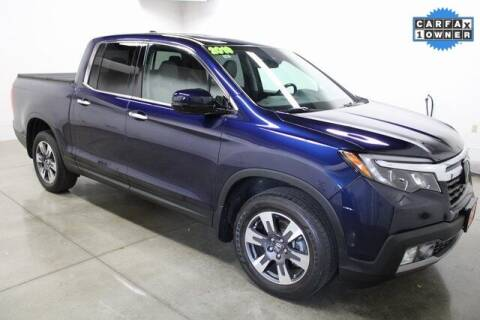 2019 Honda Ridgeline for sale at Bob Clapper Automotive, Inc in Janesville WI