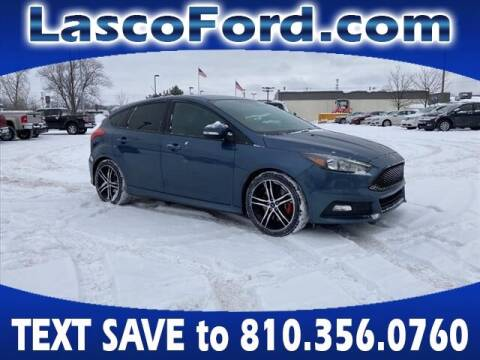2018 Ford Focus for sale at LASCO FORD in Fenton MI