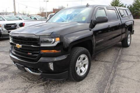 2017 Chevrolet Silverado 1500 for sale at BROADWAY FORD TRUCK SALES in Saint Louis MO