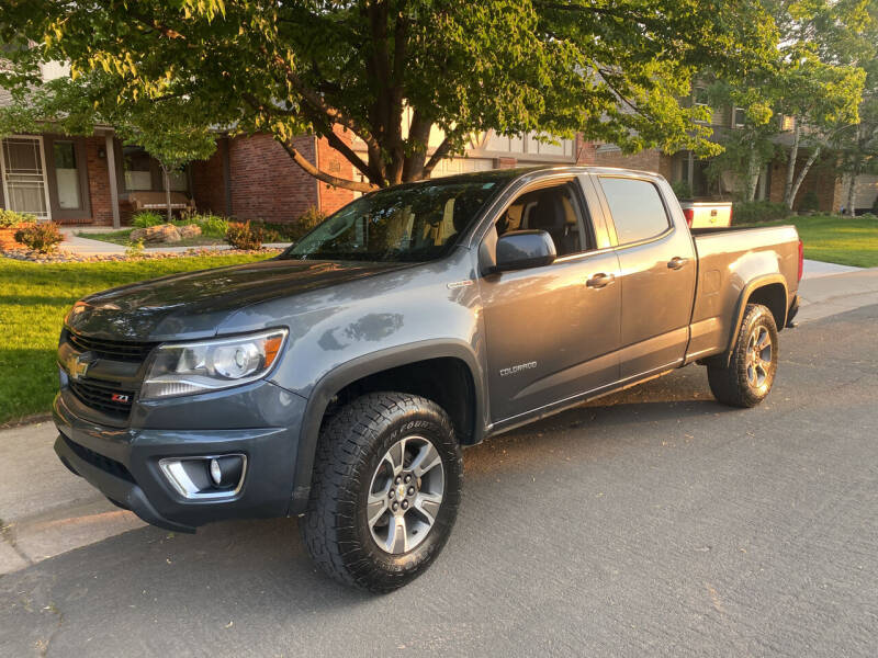 2016 Chevrolet Colorado for sale at R n B Cars Inc. in Denver CO