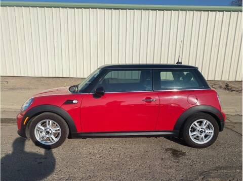 2013 MINI Hardtop for sale at Dealers Choice Inc in Farmersville CA