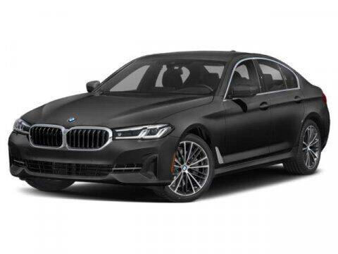 2021 BMW 5 Series for sale at BMW OF ORLAND PARK in Orland Park IL