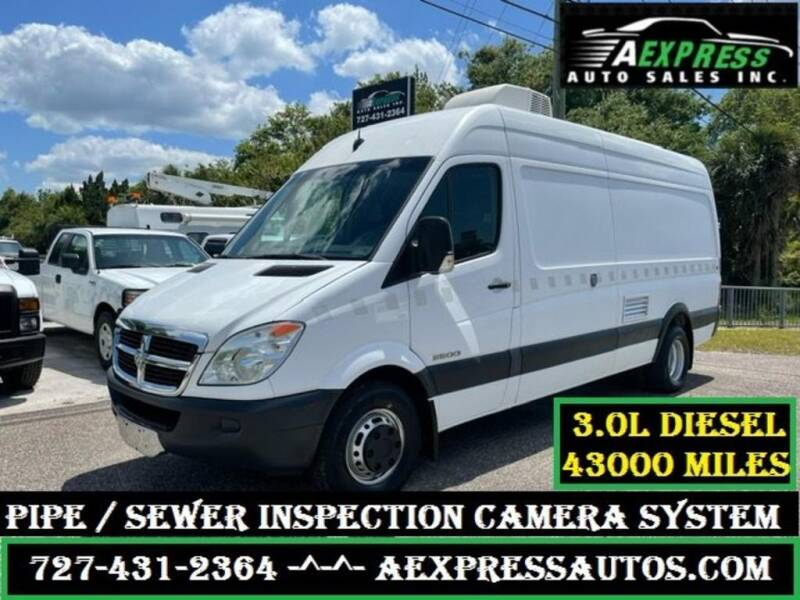 2008 Dodge Sprinter Cargo for sale at A EXPRESS AUTO SALES INC in Tarpon Springs FL