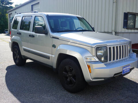 2012 Jeep Liberty for sale at Crestwood Auto Sales in Swansea MA