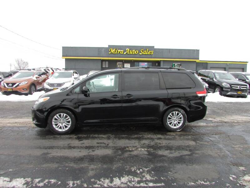 2011 Toyota Sienna for sale at MIRA AUTO SALES in Cincinnati OH