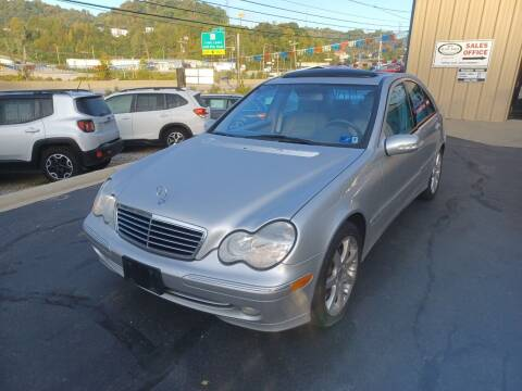 2003 Mercedes-Benz C-Class for sale at W V Auto & Powersports Sales in Charleston WV
