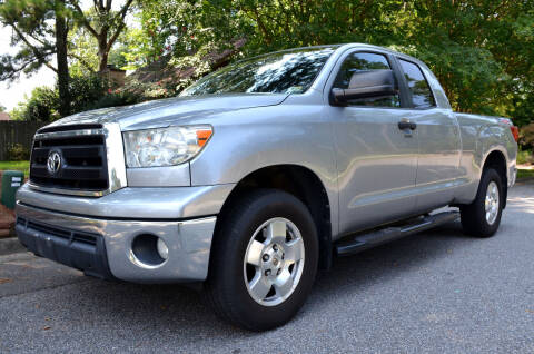 2010 Toyota Tundra for sale at Wheel Deal Auto Sales LLC in Norfolk VA