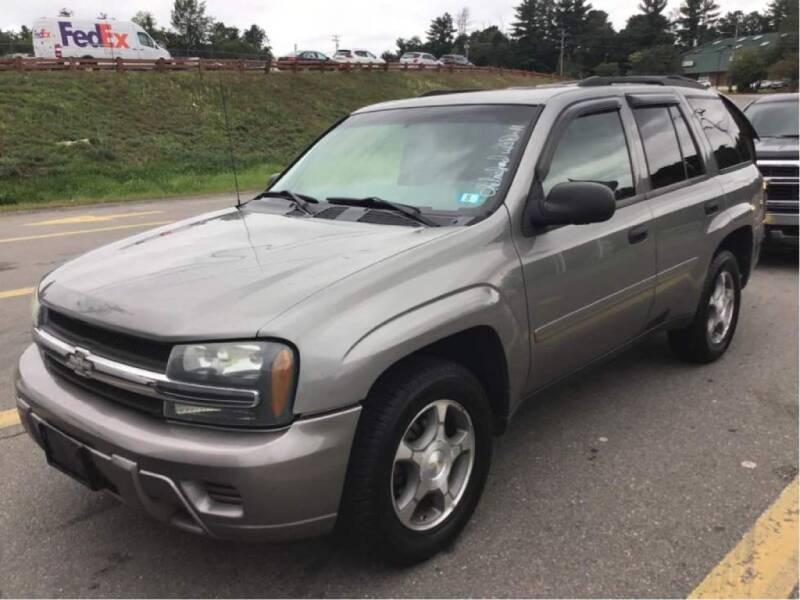 2008 Chevrolet TrailBlazer for sale at Elite Pre-Owned Auto in Peabody MA