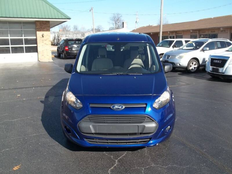 2015 Ford Transit Connect Wagon XLT 4dr LWB Mini-Van w/Rear Cargo Doors - Decatur IL