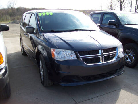 2014 Dodge Grand Caravan for sale at Summit Auto Inc in Waterford PA