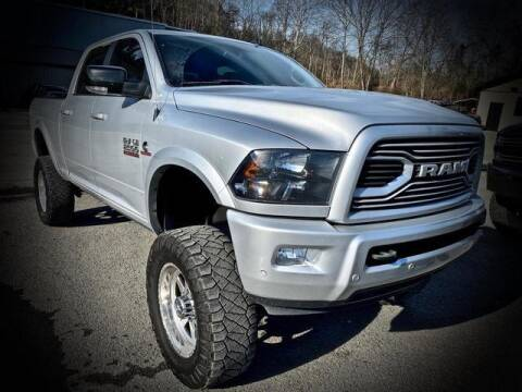 2018 RAM Ram Pickup 2500 for sale at Carder Motors Inc in Bridgeport WV
