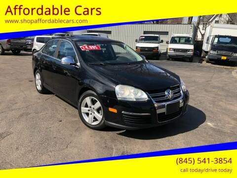 2008 Volkswagen Jetta for sale at Affordable Cars in Kingston NY