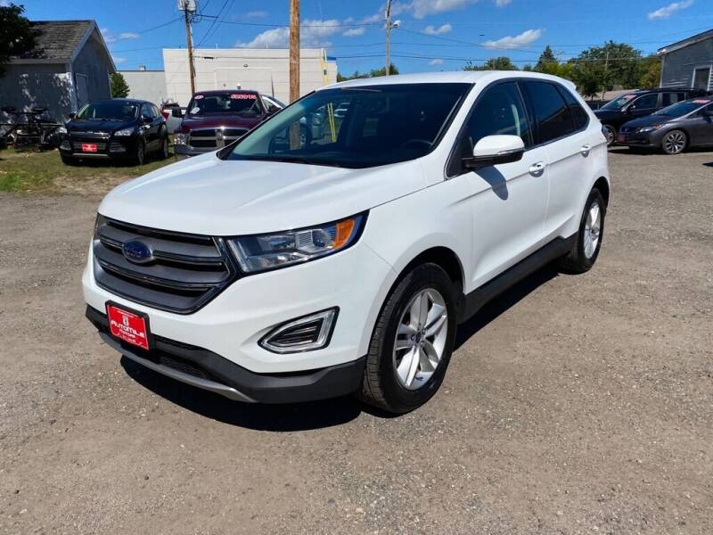 2017 Ford Edge for sale at AutoMile Motors in Saco ME