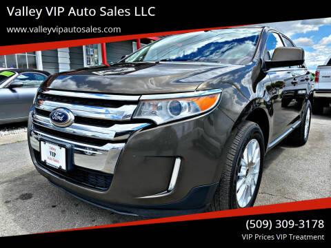 2011 Ford Edge for sale at Valley VIP Auto Sales LLC - Valley VIP Auto Sales - E Sprague in Spokane Valley WA