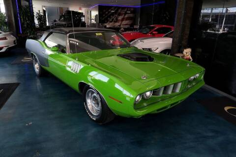 1970 Plymouth Barracuda for sale at OC Autosource in Costa Mesa CA