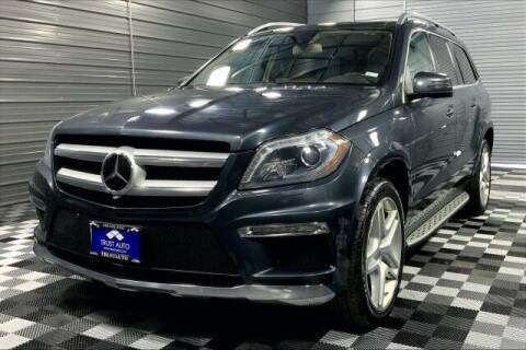 2016 Mercedes-Benz GL-Class for sale at TRUST AUTO in Sykesville MD