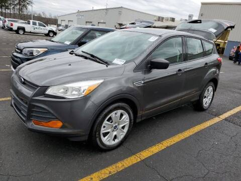 2016 Ford Escape for sale at Western Star Auto Sales in Chicago IL