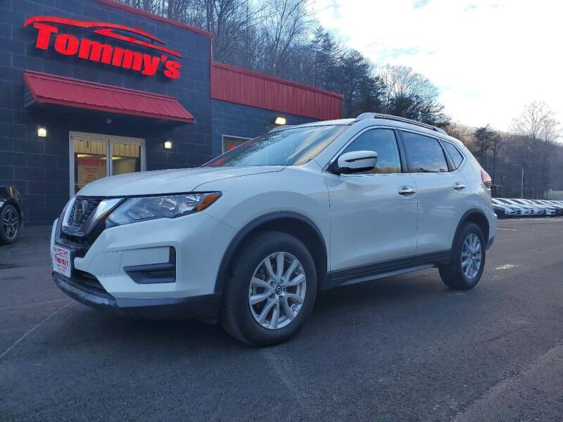 2020 Nissan Rogue for sale at Tommy's Auto Sales in Inez KY