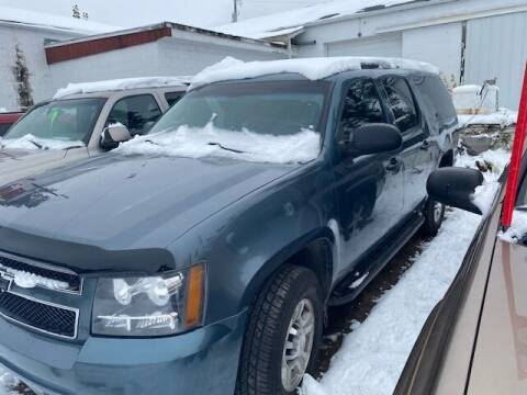 2009 Chevrolet Suburban for sale at Four Boys Motorsports in Wadena MN
