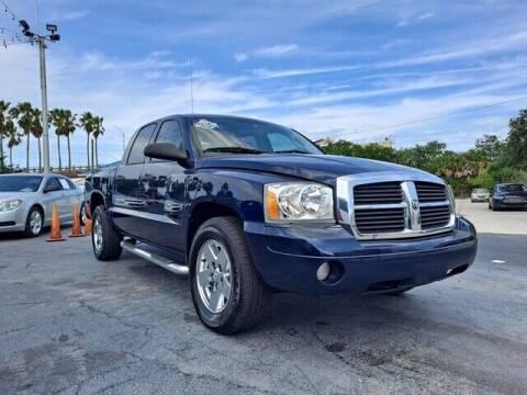 2006 Dodge Dakota for sale at Select Autos Inc in Fort Pierce FL