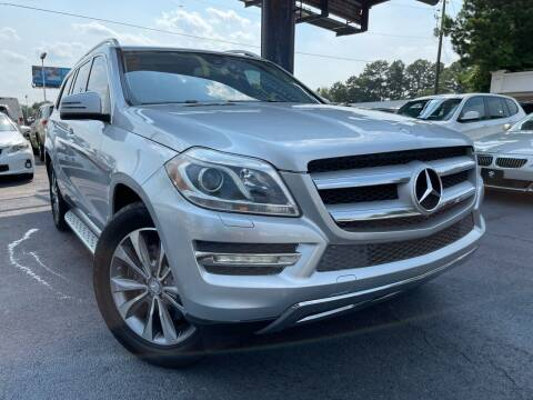 2013 Mercedes-Benz GL-Class for sale at North Georgia Auto Brokers in Snellville GA