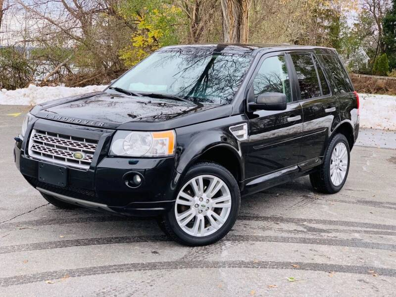 2010 Land Rover LR2 for sale at Y&H Auto Planet in West Sand Lake NY