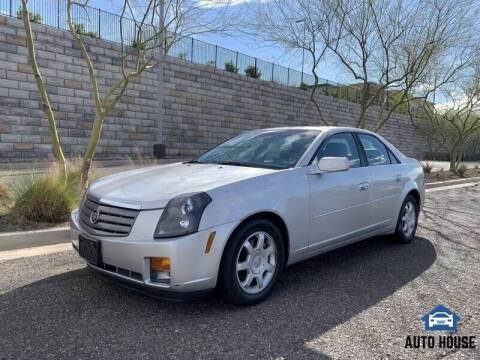 2003 Cadillac CTS for sale at MyAutoJack.com @ Auto House in Tempe AZ