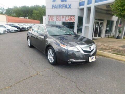 2011 Acura TL for sale at AP Fairfax in Fairfax VA