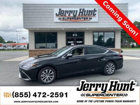 2021 Lexus ES 350 for sale at Jerry Hunt Supercenter in Lexington NC