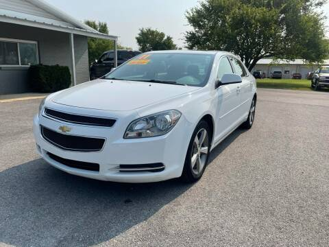 2011 Chevrolet Malibu for sale at Jacks Auto Sales in Mountain Home AR