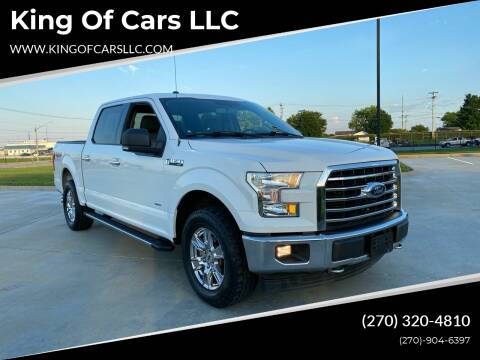 2017 Ford F-150 for sale at King of Cars LLC in Bowling Green KY