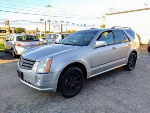 2004 Cadillac SRX for sale at JT AUTO in Parma OH