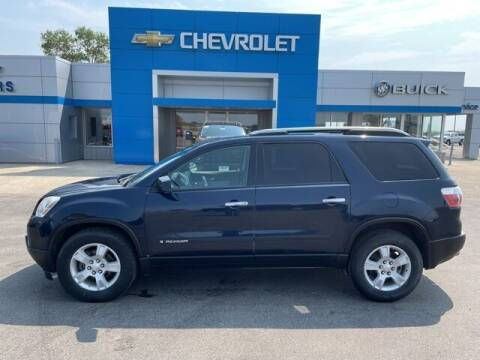 2007 GMC Acadia for sale at Finley Motors in Finley ND