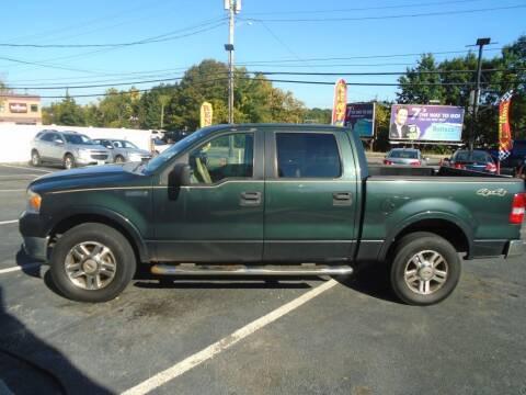 2005 Ford F-150 for sale at Gemini Auto Sales in Providence RI