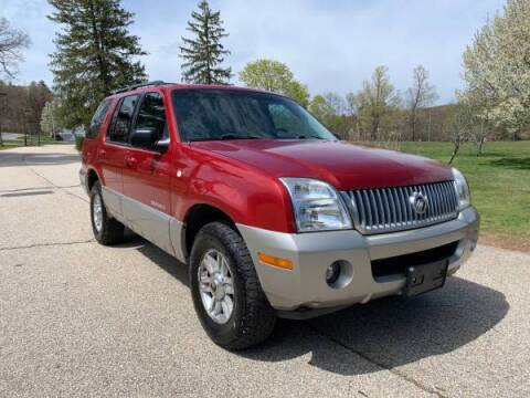 2002 Mercury Mountaineer for sale at 100% Auto Wholesalers in Attleboro MA