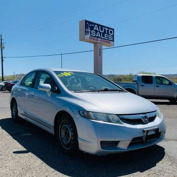 2010 Honda Civic for sale at Capital Auto Sales in Carson City NV