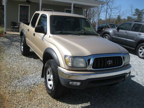 2003 Toyota Tacoma for sale at Judy's Cars in Lenoir NC