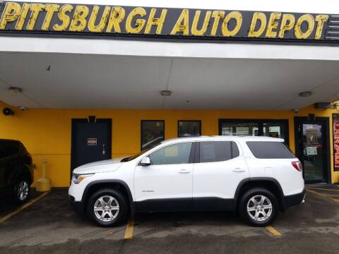 2019 GMC Acadia for sale at Pittsburgh Auto Depot in Pittsburgh PA