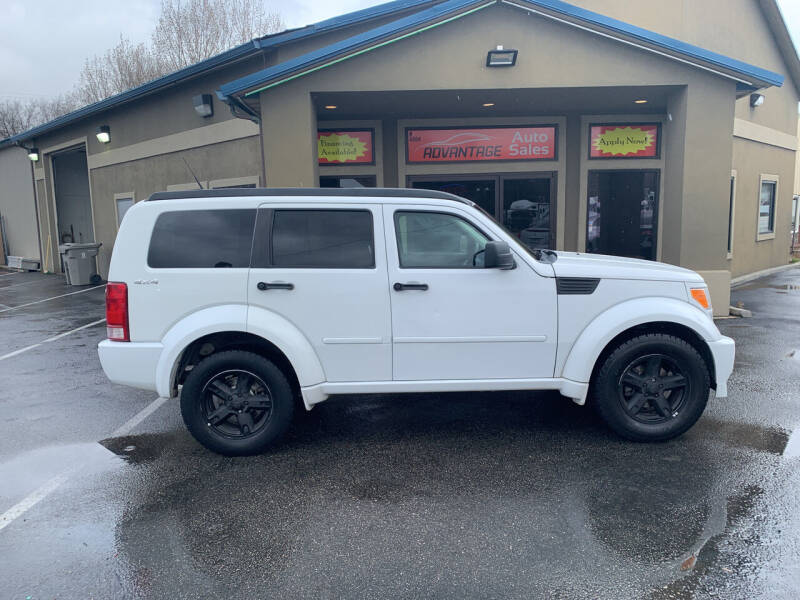 2011 Dodge Nitro for sale at Advantage Auto Sales in Garden City ID