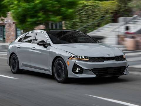 2021 Kia K5 for sale at XS Leasing in Brooklyn NY